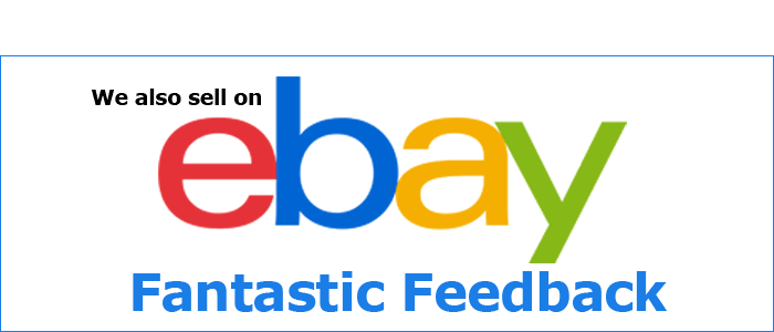 We Also Sell on eBay